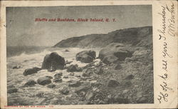 Bluffs and Boulders