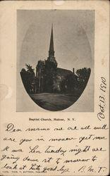Baptist Church, Malone, N.Y.