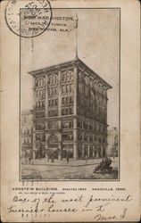 Arnstein Building, Erected 1907
