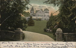 Residence of A.C. Field