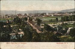 Bird's Eye View of Herkimer