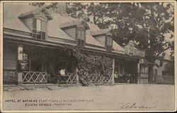 Hotel at Gayhead, Dutchess County, Eugene Grindle, Proprietor