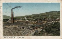 Mills Rumford Falls, ME