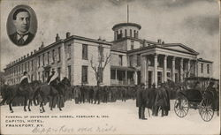 Funeral of Governor William Goebel