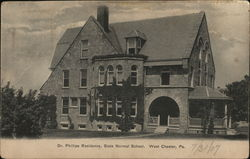 Dr. Phillips Residence, State Normal School