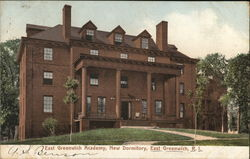 New Dormitory, East Greenwich Academy