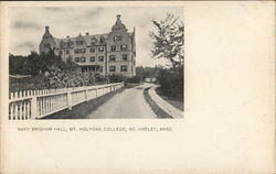 Mary Brigham Hall, Mt. Holyoke College