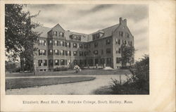 Elizabeth Mead Hall, Mt. Holyoke College