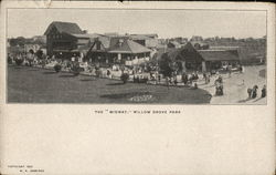 "The ""Midway"" at Willow Grove Park"