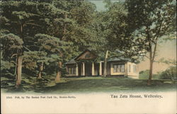 Tau Zeta House