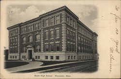 South High School