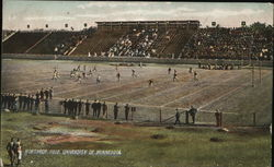 Northrop Field, University of Minnesota