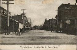 Virginia Street, Looking North