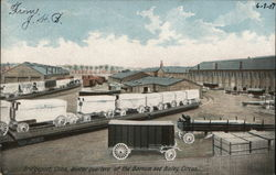 Winter Quarters of the Barnum and Bailey Circus