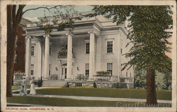 Colonial Club Johnstown New York