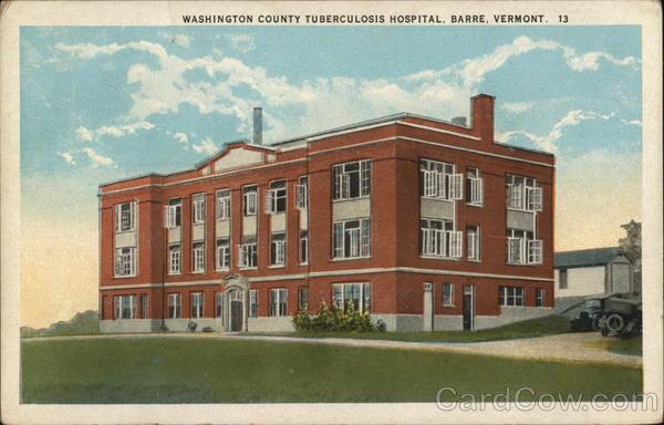 Washington County Tuberculosis Hospital