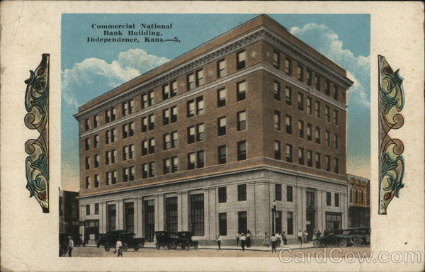 Commercial National Bank Building Independence Kansas