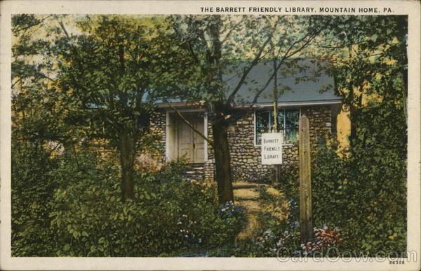 The Barrett Friendly Library