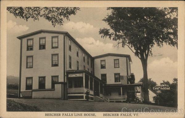 Beecher Falls Line House
