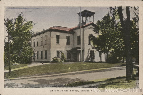 Johnson Normal School Vermont