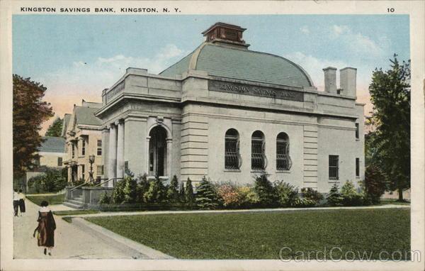 Kingston Savings Bank New York