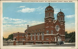 Immaculate Conception Church, 24th and Bancroft Street