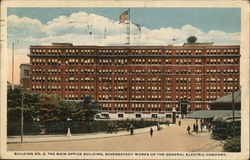 General Electric Company Postcard