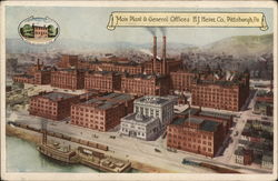 Main Plant & General Offices H.J. Heinz Co.