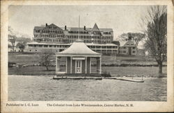 The Colonial from Lake Winnipesaukee