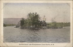 Harvard Island, Lake Winnipesaukee