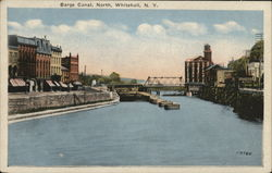 Barge Canal, North