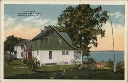 Cottages, Cayuga Lake Park