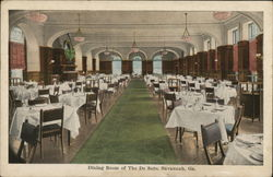 Dining Room of the De Soto