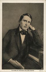 Picture of Stephen Collins Foster