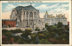 Cathedral and St. Luke's Hospital