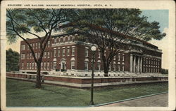 Soldiers and Sailors Masonic Memorial Hospital