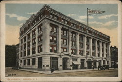 The Oneonta Hotel Postcard