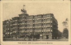 The Savoy, 455 Columbus Avenue