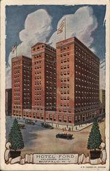 Hotel Ford, Delaware Avenue