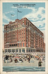 Hotel Knickerbocker, Boardwalk at Tennessee Ave.