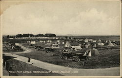 Meigs Point Camps, Hammonasset Beach