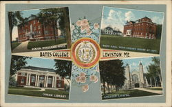 Views of Bates College