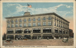 The B. Peck Co., The Great Department Store