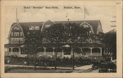 Hotel Brenton, Bass Point