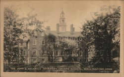 The John B. Archibold Infirmary, Choate School