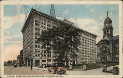 Dupont Hotel and Office Building