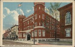 Cadet Armory, Essex Street