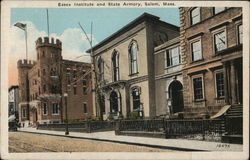 Essex Institute and State Armory