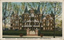 Mansion Park Hotel