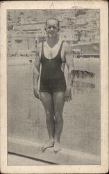Harry Boosinger, Deep Sea Diver